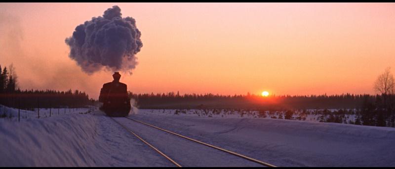 Trains, Winter