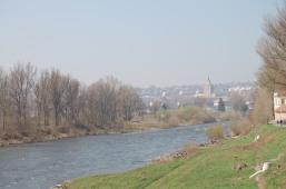 Troja: The river Vltava