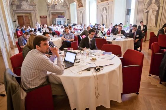 Entrepreneurs meeting in Prague