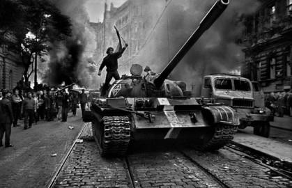 1968, Prague
