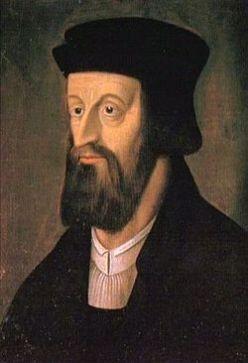 Jan Hus (c. 1369 – 6 July 1415)