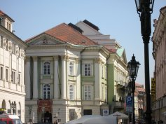 The Estate Theater, Prague