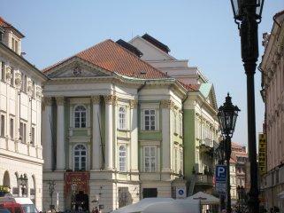 The Estate Theater, Prague