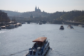 Cruise & Brunch, Vltava River, Prague