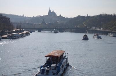 Cruise & Brunch, Vltava River, Prague