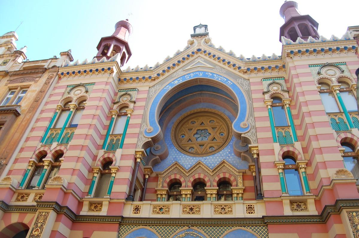 Jubilee Synagogue, Prague