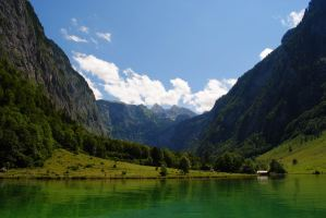 Berchtesgaden National Park, Germany: Konigssee