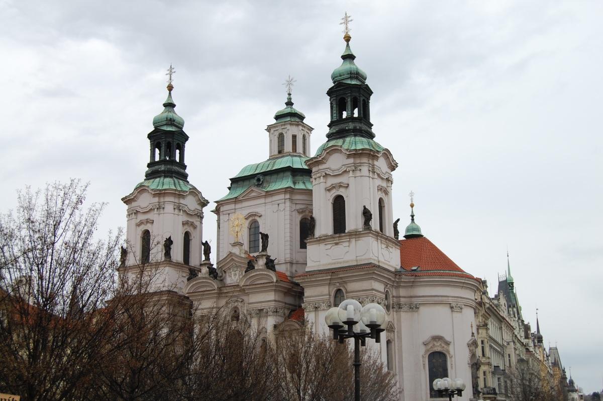 Saint Nicolas Church, Old Town Square, Prague