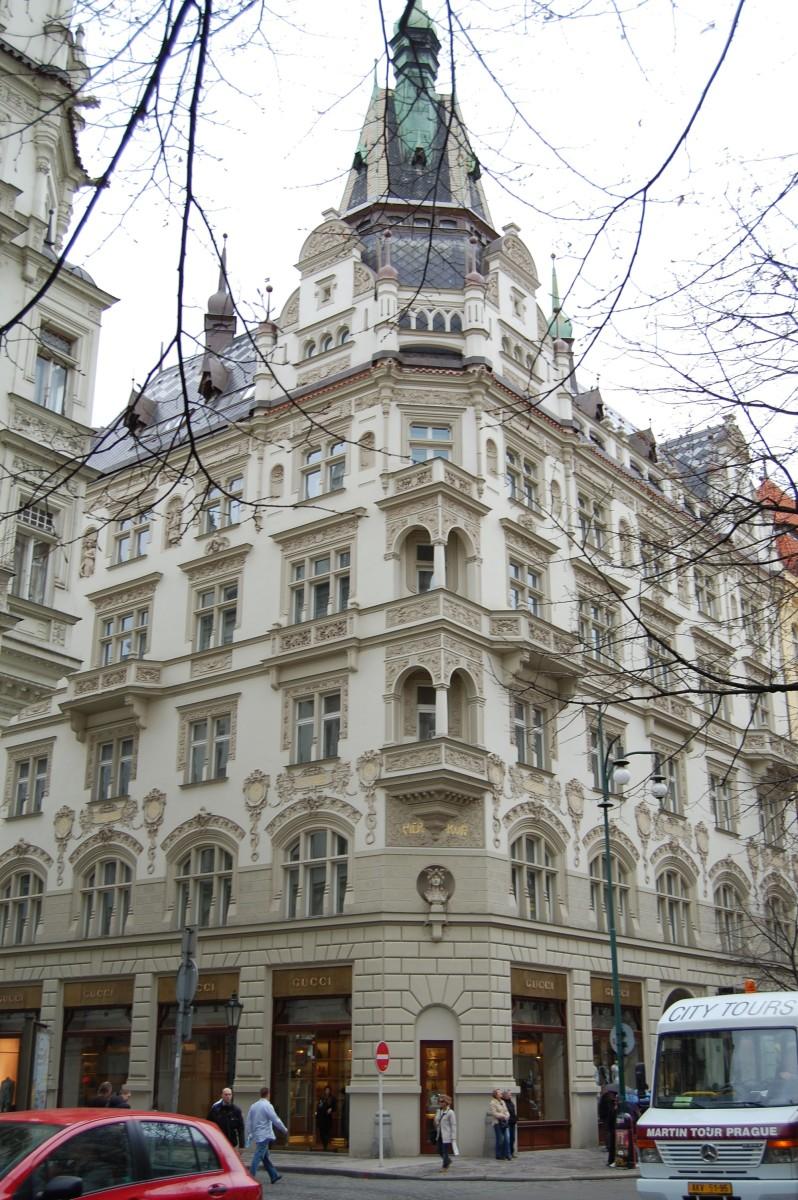 Parizska Street, Prague