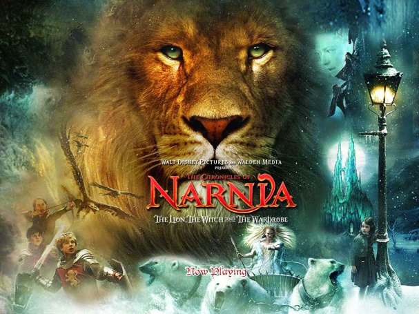 The Chronicles of Narnia: The Lion, the witch and the wardrobe, film