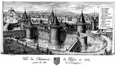 Château de Dijon