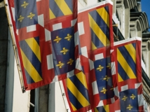 Flags of Burgundy