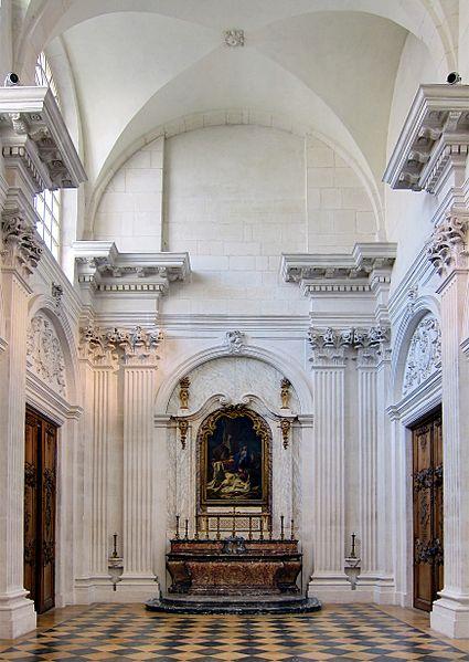 Palace Chapel, Dijon