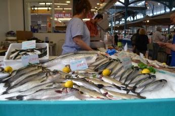 Indoor Market, Les Halles, Dijon, Centreville