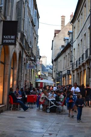 rue Amiral Roussin, Dijon