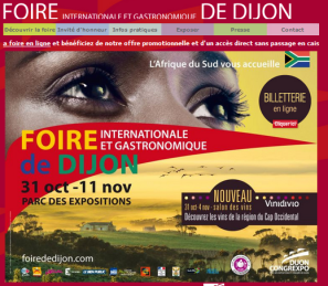 International Gastronomic Fair, Dijon 2013