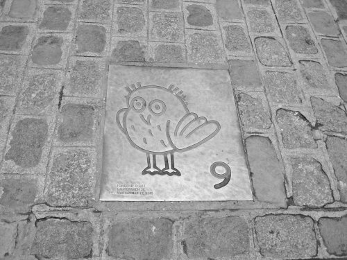 "Following the path of the ""chouette"" owl, Dijon discovery walks"