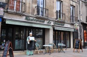 Le Germinal, Place Emile Zola, Dijon