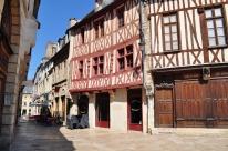 Le petit roi de la lune, rue Amiral Roussin,Dijon