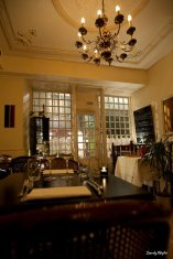 """Pourquoi pas?"" restaurant, inside, Dijon"