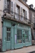 """""""Porquoi pas?"""" restaurant, front, Dijon"""