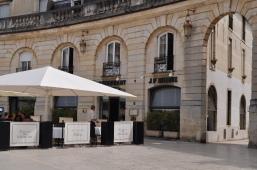 Le Prè aux Clercs, outside, Dijon