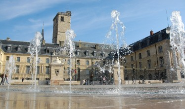 Place de la Liberation, Dijon