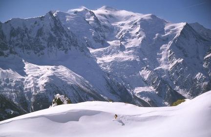 Chamonix-Mont Blanc, Haute-Savoie, Rhône-Alpes, France