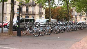 Rental Bikes, Dijon