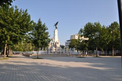 Place de la Republic, Dijon
