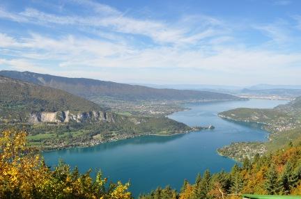 Lac Annecy, Haute-Savoie, Rhône-Alpes, France