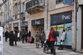 FNAC, Dijon
