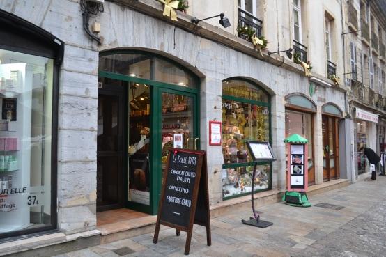 La Dolce Vita, rue Musette, Dijon