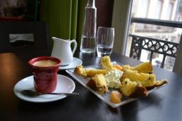 """La Dolce Vita, """"Hot Panettone,"""" rue Musette, Dijon"""