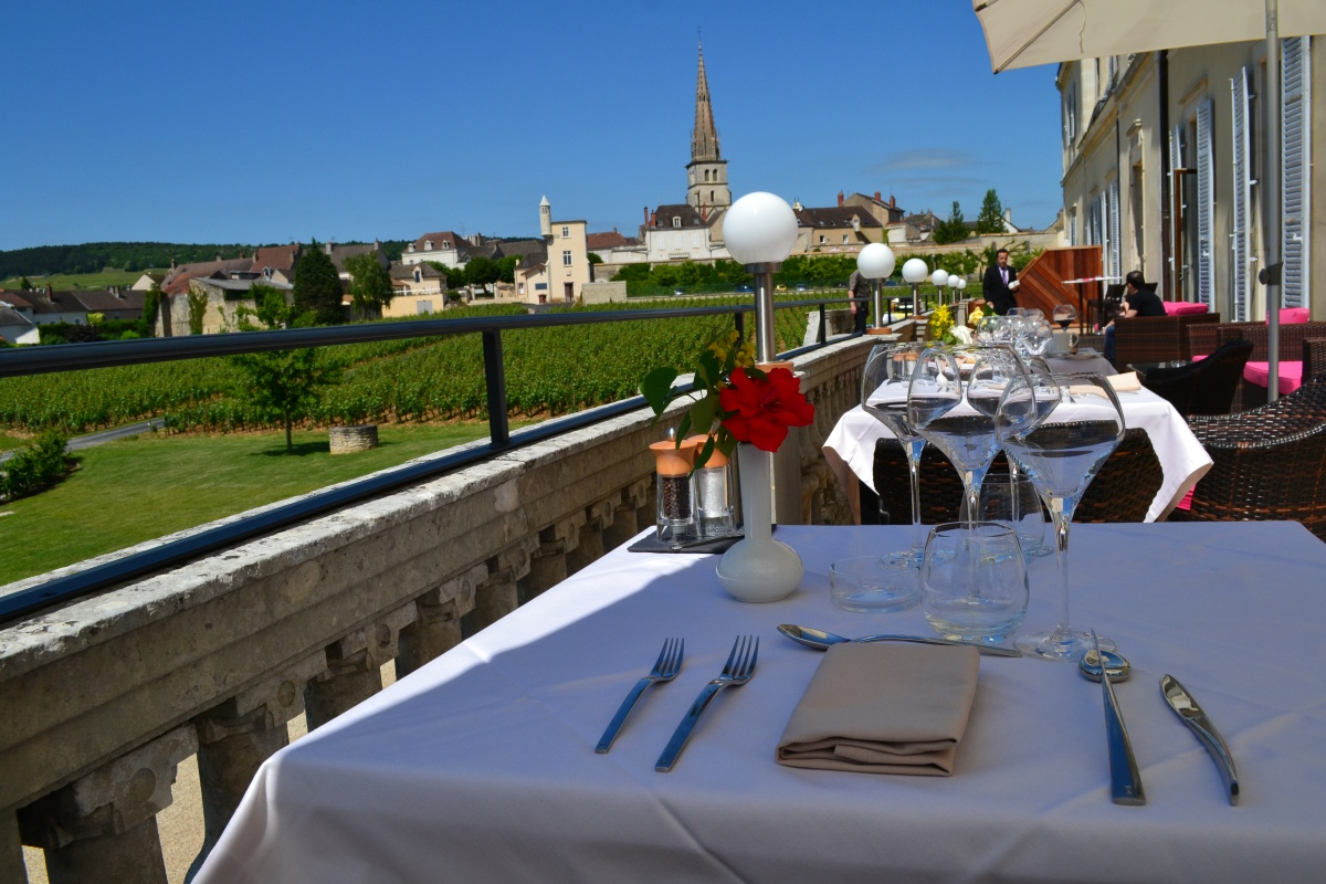 La cueillette hotel spa meursault c te d or burgundy france le splendide voyage - The splendid transformation of a vineyard in burgundy ...