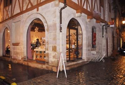 La Rose de Vergy, Salon de Thé, Dijon