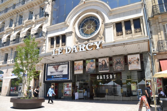 Theater Darcy, place Darcy, Dijon
