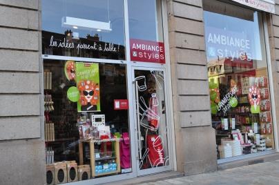Kitchenware stores, place Grangier, Dijon
