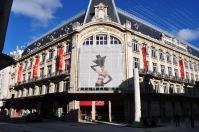 Galeries Lafayette, rue de la Liberté, Dijon