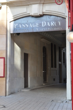 Stores at Passage Darcy, Dijon