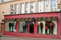 Store, passage Darcy, Dijon