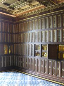 """Catherine de Medici """"Medicine/Poison"""" parlor, Royal Château de Blois, Blois, Loire Valley, France"""