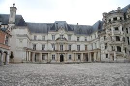 Gaston d'Orléans' Wing, Royal Château de Blois, Blois, Loire Valley, France