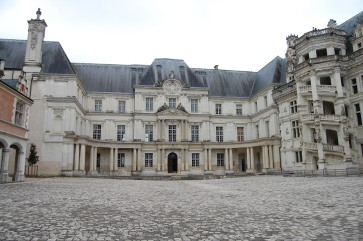 Gaston d'Orléans' Wing, Royal Château de Blois, Blois, Loire Valley, France