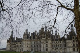 Chambord, Loire Valley, France