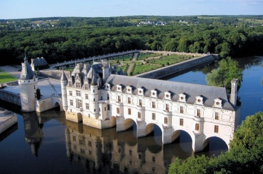 Chenonceau, Loire Valley, France