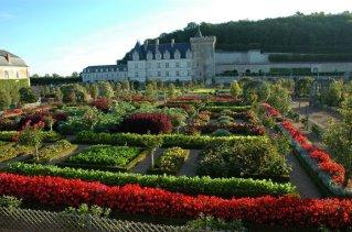 Château de Villandry, Loire Valley, France par http://www.chateauvillandry.fr/en/
