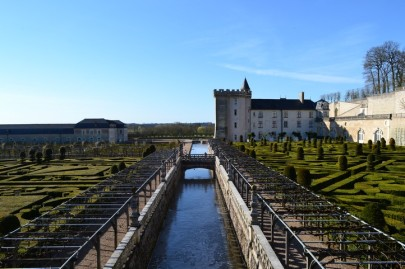 Château de Villandry, Loire Valley, France
