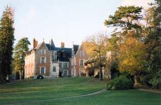 Clos de Lucé, Leonardo da Vinci's home in France, Amboise, Loire Valley, France par http://www.vinci-closluce.com/en/