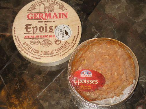 Époisses, Epoisse, Burgundy, France